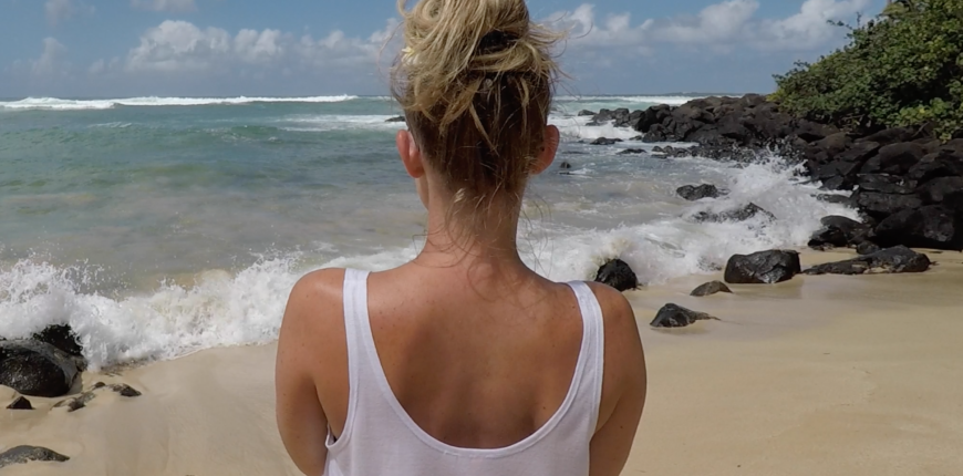 5 Ways to Heal Sunburns, Inside & Out